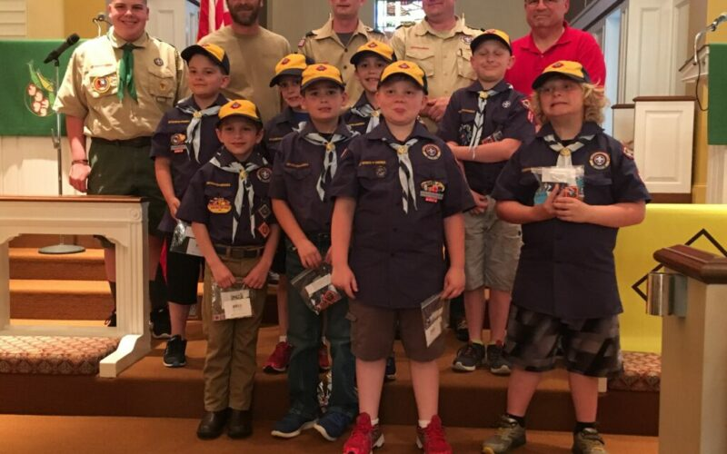 New Freedom Boy Scouts