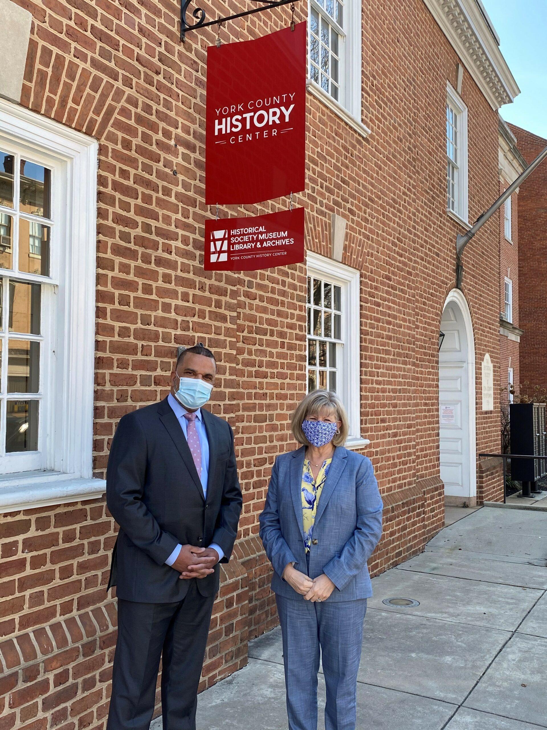 York County History Center 03102021