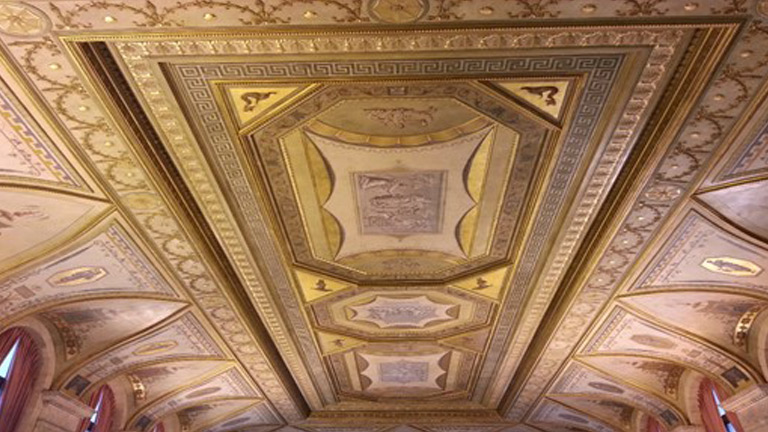 Historic Ceiling